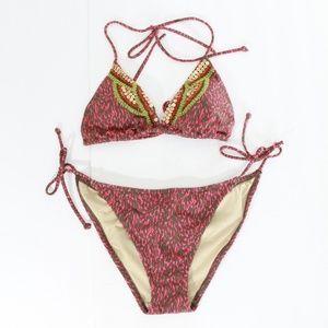 Victoria's Secret String Bikini Set Medium VS